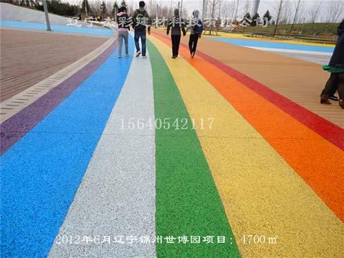 2012年6月辽宁锦州世博园项目
